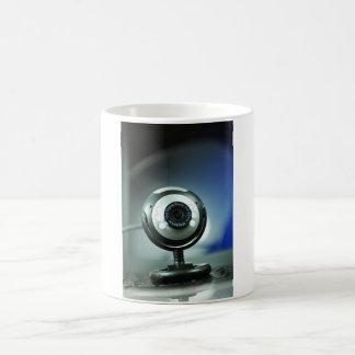 Webcam Basic White Mug