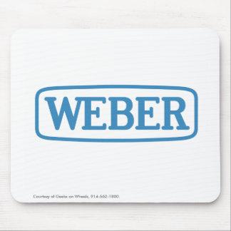Weber Screwdriving Systems Mouse Mat