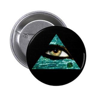 Webish Whisper 6 Cm Round Badge