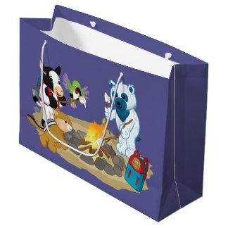 Webkinz | Campfire Marshmallows Large Gift Bag