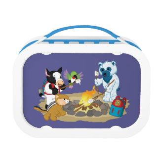 Webkinz   Campfire Marshmallows Lunch Box