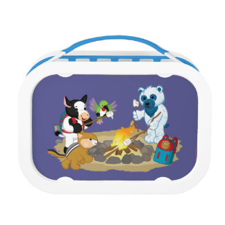 Webkinz | Campfire Marshmallows Lunchboxes