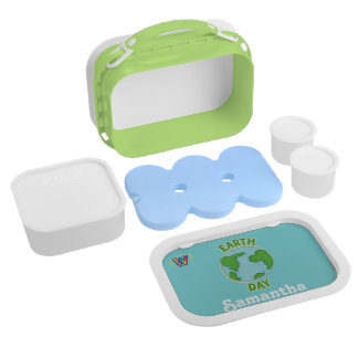 Webkinz Earth Day Lunch Box