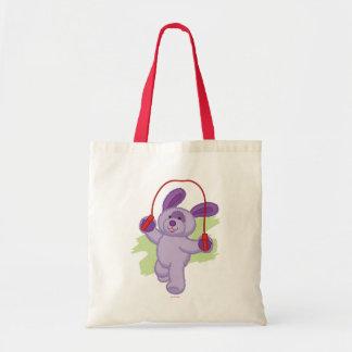 Webkinz   Grape Soda Pup Skipping Rope Tote Bag