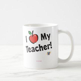 Webkinz: I Love My Teacher! Coffee Mug