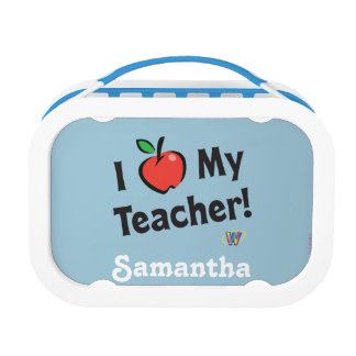 Webkinz: I Love My Teacher! Lunch Box