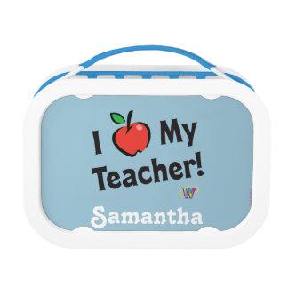 Webkinz: I Love My Teacher! Lunch Box