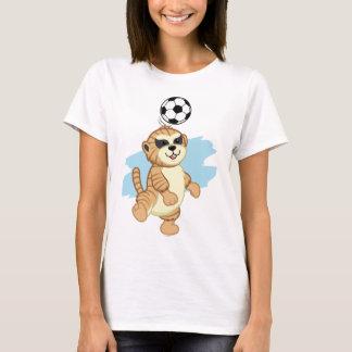 Webkinz   Meerkat Playing Soccer T-Shirt