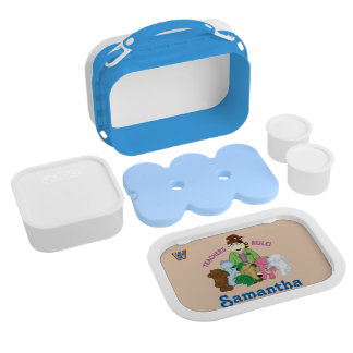 Webkinz: Teachers Rule! Lunch Box