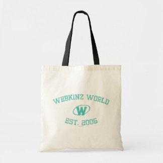 Webkinz World Est. 2005 Tote Bag