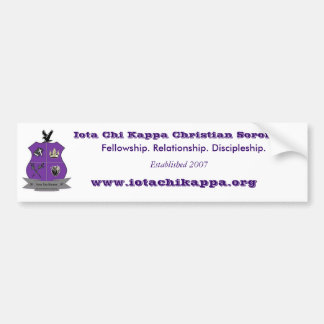 Website Bumper Sticker