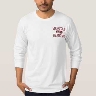 Webster - Bearcats - High - Webster South Dakota T-Shirt