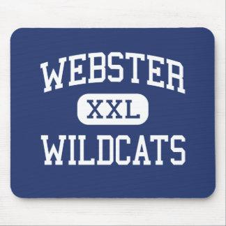 Webster Wildcats Middle Saint Louis Missouri Mouse Pads
