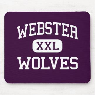 Webster - Wolves - Junior - Minden Louisiana Mouse Pad