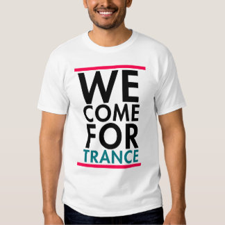 wecomefortrance typography t-shirt
