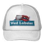 Wed Lobster Cap