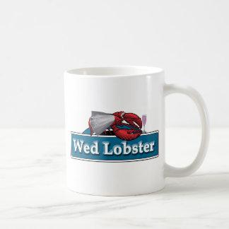 Wed Lobster Coffee Mug
