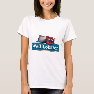 Wed Lobster T-Shirt