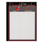 Wedding Album Guestbook Pages Flyers
