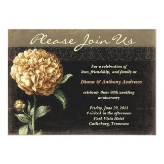 wedding anniversary celebration invitations
