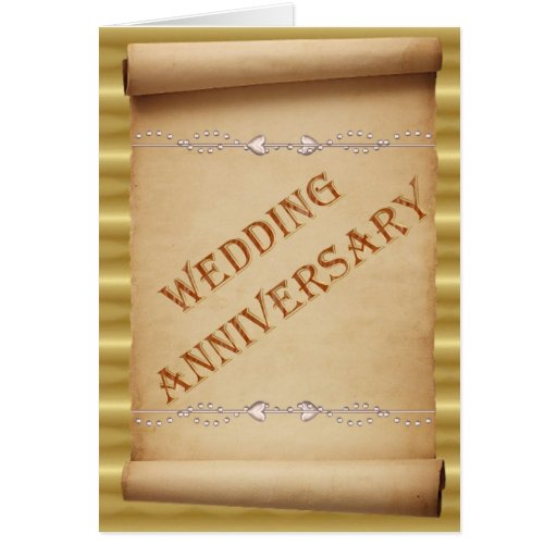 Wedding anniversary invitation happy zazzle