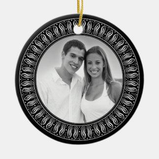 Wedding Anniversary Memento or Gift Christmas Ornament