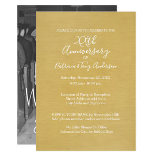 Wedding Anniversary & Photo We Still Do EDIT COLOR Card