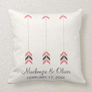 Wedding Arrows Cushion