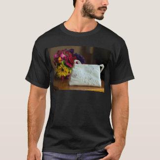 Wedding Bag & Bouquet T-Shirt