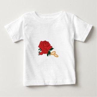 Wedding Bands & Rose T-shirts