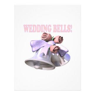 Wedding Bells 3 Full Color Flyer