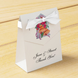 Wedding Bells Favour Boxes