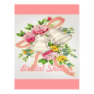 Wedding Bells Postcard