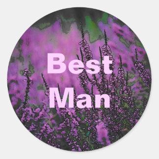 Wedding (Best Man) Sticker