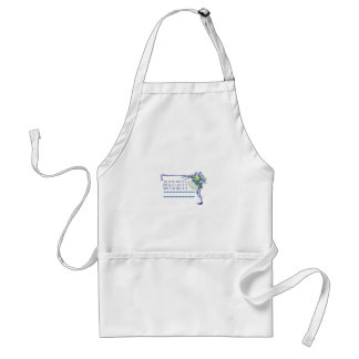 Wedding Blessing Standard Apron