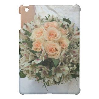 wedding bouquet iPad mini cases