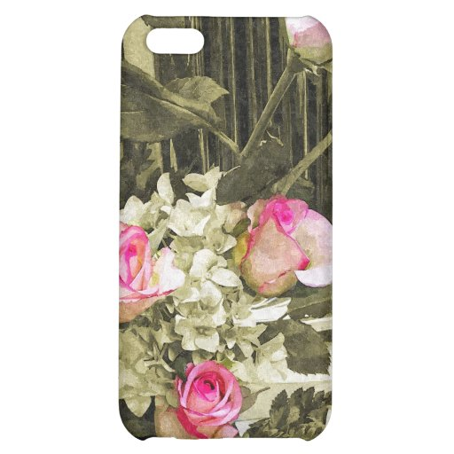 Wedding Bouquet iPhone 5C Case