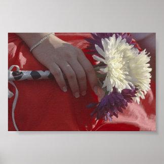 Wedding Bouquet Poster