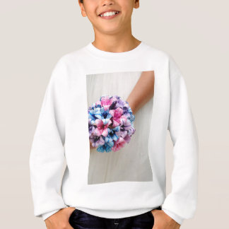 Wedding Bouquet Sweatshirt