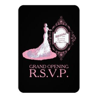 WEDDING BOUTIQUE ~ Reply / RSVP Card 9 Cm X 13 Cm Invitation Card