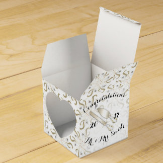 WEDDING BOX  Heart 2x2