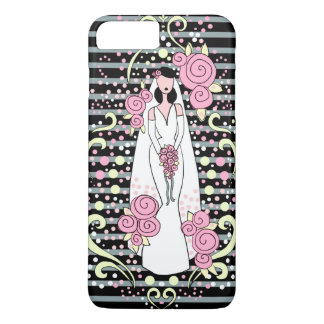 wedding bride phone case