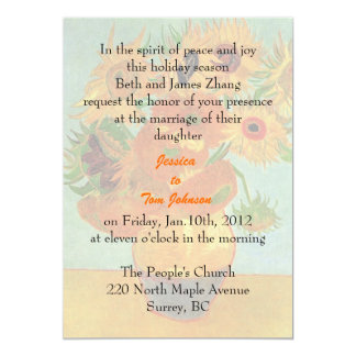 wedding, bride's parents invitation cards