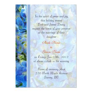 wedding, bride's parents invitation. card