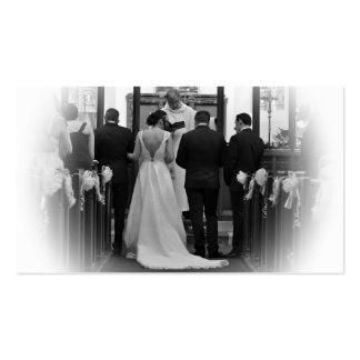 Wedding Business Card