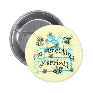Wedding Cake Bride Tshirts and Gifts Buttons