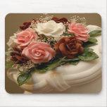 Wedding cake mousepad
