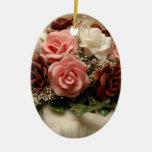 Wedding cake ornaments