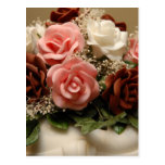 Wedding cake postcards