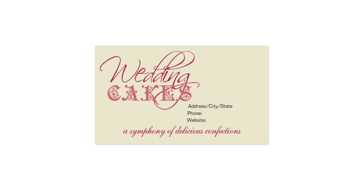 wedding cake business uk wedding cakes confections event planner pack of standard 22138